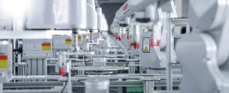 西安工业机器人基础班培训班