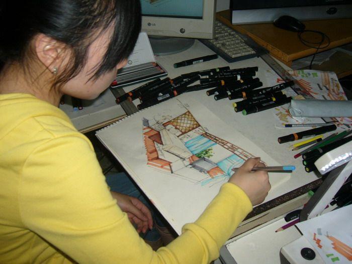 马克笔画画用什么纸