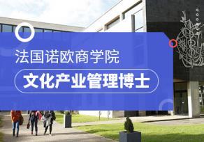 法國諾歐商學院文化產業管理博士招生簡章