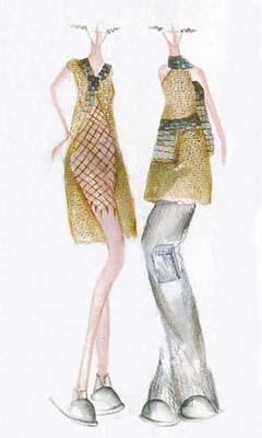 服装设计综合班